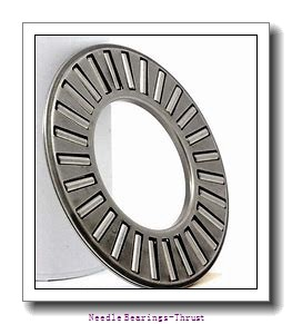 NPB AXK-75100 Needle Bearings-Thrust