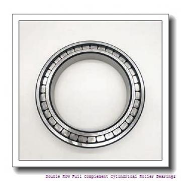 90 mm x 125 mm x 35 mm  skf NNCL 4918 CV Double row full complement cylindrical roller bearings