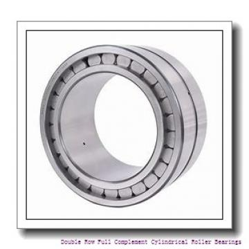 85 mm x 130 mm x 60 mm  skf NNCF 5017 CV Double row full complement cylindrical roller bearings