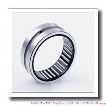 90 mm x 140 mm x 67 mm  skf NNF 5018 B-2LS Double row full complement cylindrical roller bearings