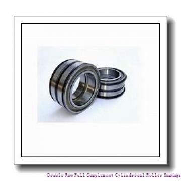 90 mm x 140 mm x 67 mm  skf NNCF 5018 CV Double row full complement cylindrical roller bearings