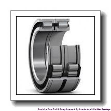 25 mm x 47 mm x 30 mm  skf NNCF 5005 CV Double row full complement cylindrical roller bearings