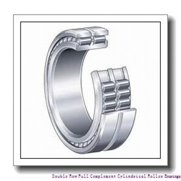 170 mm x 215 mm x 45 mm  skf NNCF 4834 CV Double row full complement cylindrical roller bearings