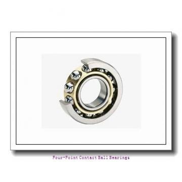 70 mm x 125 mm x 24 mm  skf QJ 214 N2MA four-point contact ball bearings
