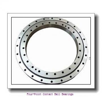 90 mm x 190 mm x 43 mm  skf QJ 318 N2PHAS four-point contact ball bearings