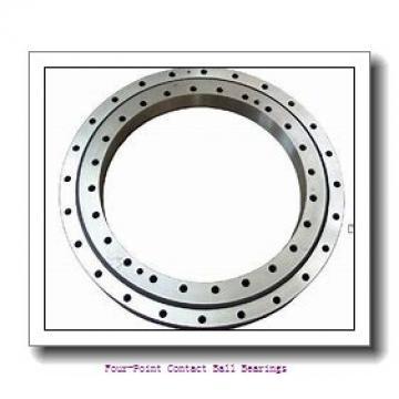 95 mm x 170 mm x 32 mm  skf QJ 219 N2MA four-point contact ball bearings