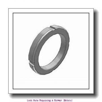 skf HME 31/800 Lock nuts requiring a keyway (metric)