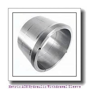 timken AOH3156G Metric AOH Hydraulic Withdrawal Sleeve