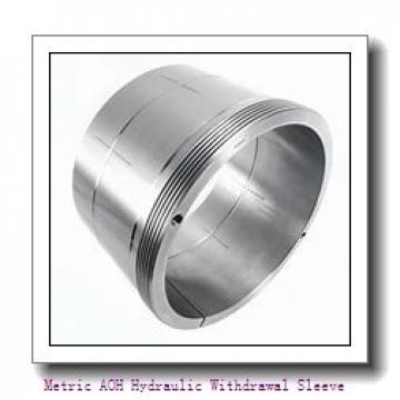 timken AOH24080 Metric AOH Hydraulic Withdrawal Sleeve