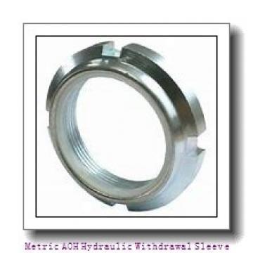 timken AOH3152G Metric AOH Hydraulic Withdrawal Sleeve
