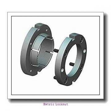 timken HM31/670 Metric Locknut