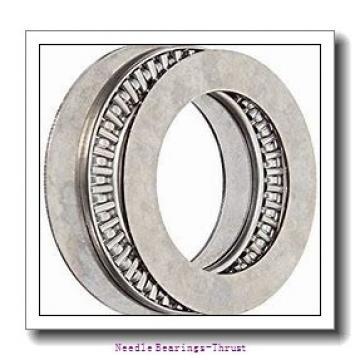 NPB AS-80105 Needle Bearings-Thrust