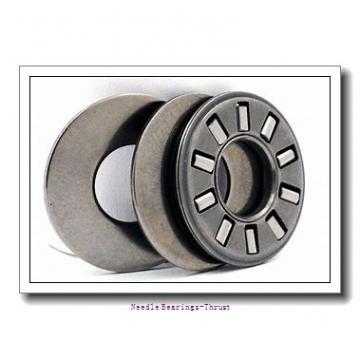 NPB AXK-90120 Needle Bearings-Thrust