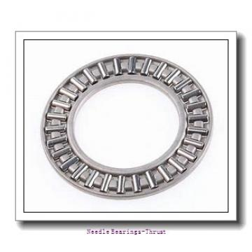 NPB AXK-2542 Needle Bearings-Thrust