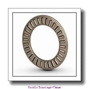 NPB TRA-613 Needle Bearings-Thrust