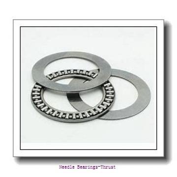 NPB AXK-4565 Needle Bearings-Thrust
