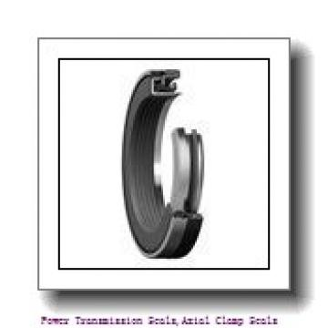 skf 524217 Power transmission seals,Axial clamp seals