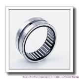90 mm x 125 mm x 35 mm  skf NNC 4918 CV Double row full complement cylindrical roller bearings