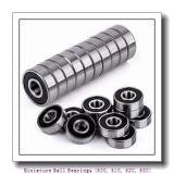 6 mm x 19 mm x 6 mm  timken 626-C3 Miniature Ball Bearings (600, 610, 620, 630)