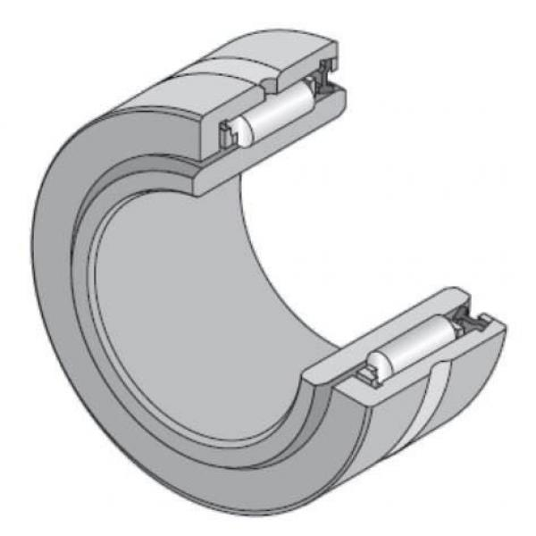 50 mm x 72 mm x 23 mm  NTN NA4910LL/3AS Needle roller bearing-with inner ring #2 image