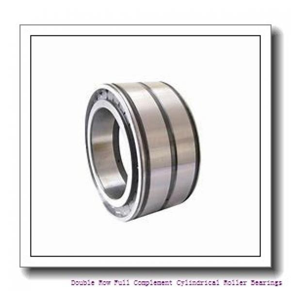 90 mm x 125 mm x 35 mm  skf NNCF 4918 CV Double row full complement cylindrical roller bearings #1 image