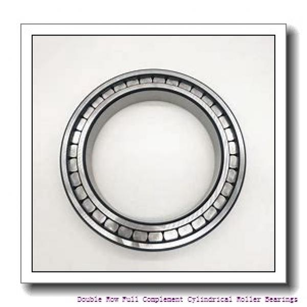 260 mm x 400 mm x 190 mm  skf NNCF 5052 CV Double row full complement cylindrical roller bearings #2 image