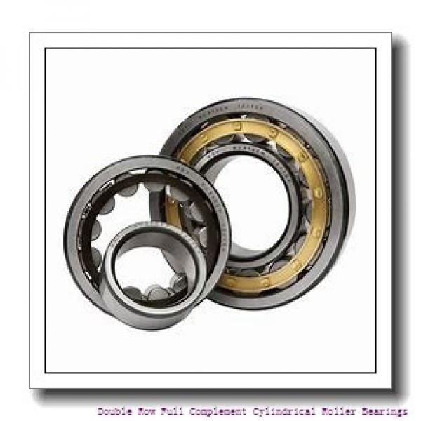380 mm x 480 mm x 100 mm  skf NNCF 4876 CV Double row full complement cylindrical roller bearings #1 image