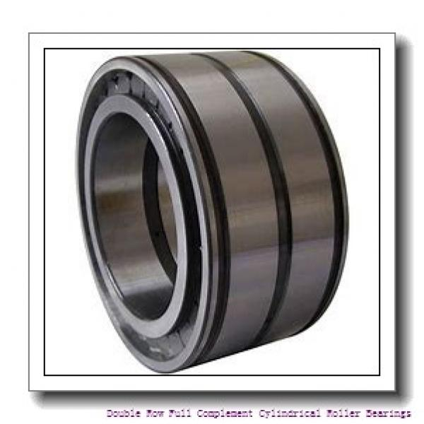 55 mm x 90 mm x 46 mm  skf NNCF 5011 CV Double row full complement cylindrical roller bearings #2 image