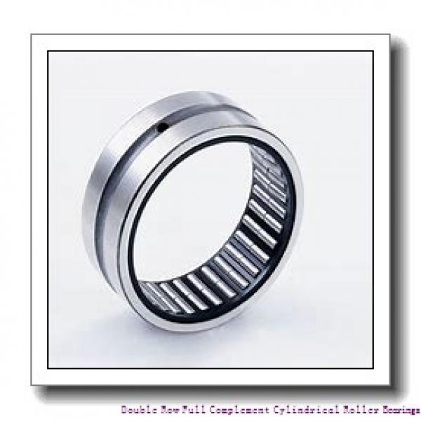 360 mm x 440 mm x 80 mm  skf NNCF 4872 CV Double row full complement cylindrical roller bearings #1 image