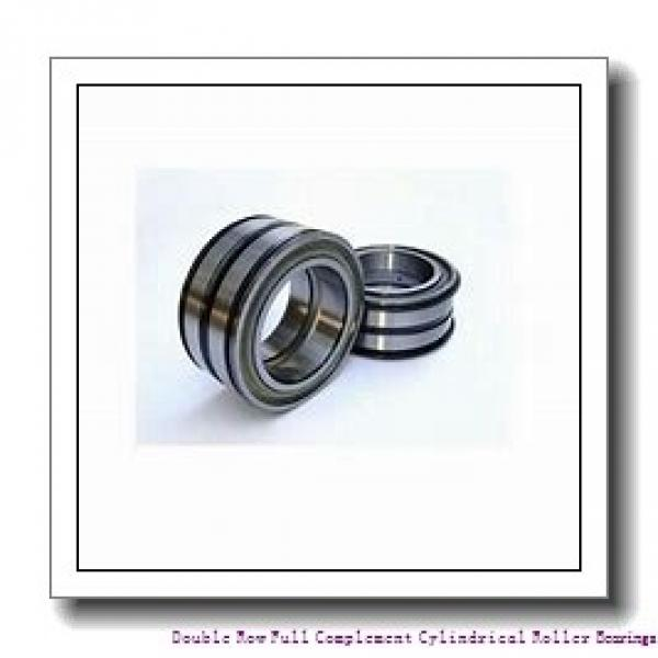 20 mm x 42 mm x 30 mm  skf NNCF 5004 CV Double row full complement cylindrical roller bearings #2 image