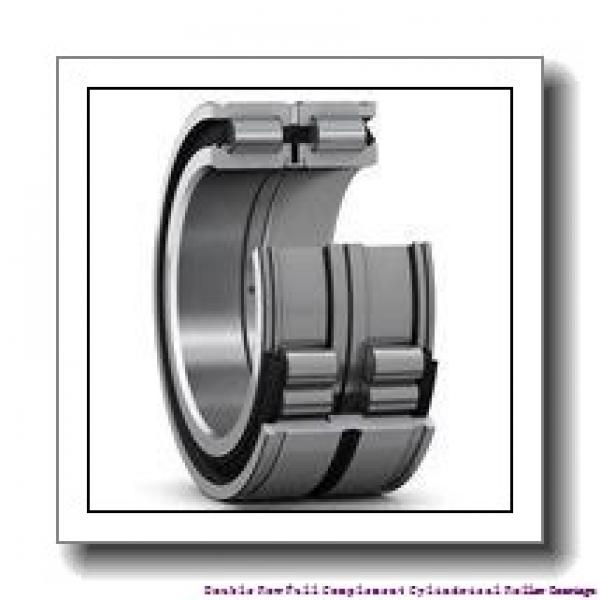 360 mm x 440 mm x 80 mm  skf NNCF 4872 CV Double row full complement cylindrical roller bearings #2 image
