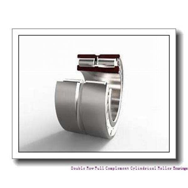 170 mm x 260 mm x 122 mm  skf NNCF 5034 CV Double row full complement cylindrical roller bearings #2 image