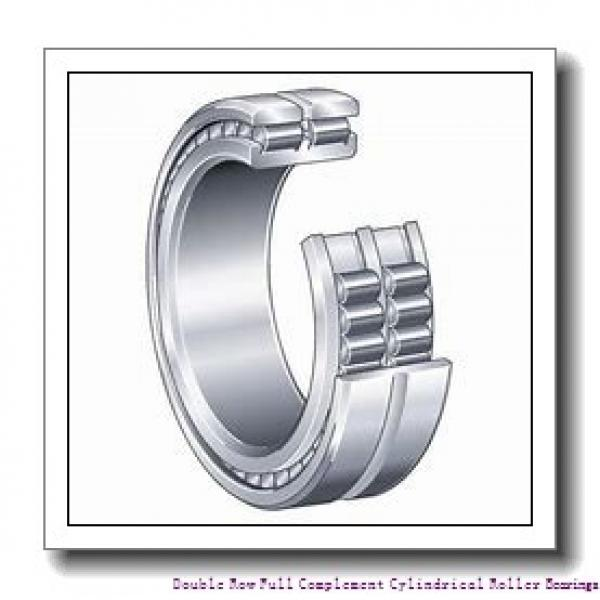 400 mm x 500 mm x 100 mm  skf NNCF 4880 CV Double row full complement cylindrical roller bearings #2 image