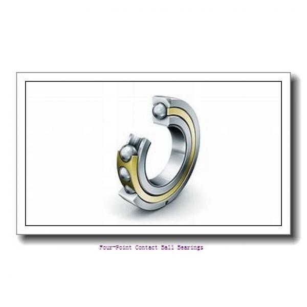 95 mm x 170 mm x 32 mm  skf QJ 219 N2PHAS four-point contact ball bearings #1 image