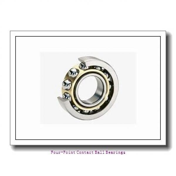 70 mm x 125 mm x 24 mm  skf QJ 214 N2MA four-point contact ball bearings #3 image