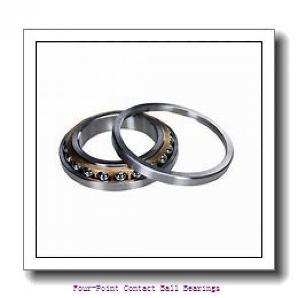 95 mm x 200 mm x 45 mm  skf QJ 319 N2MA four-point contact ball bearings #1 image