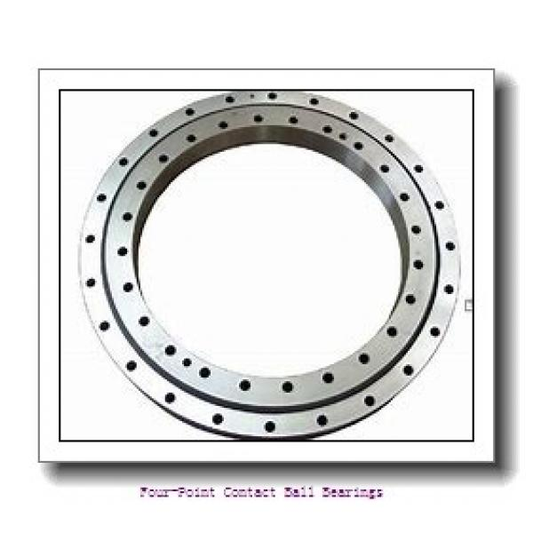 15 mm x 35 mm x 11 mm  skf QJ 202 N2MA four-point contact ball bearings #2 image