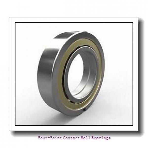 85 mm x 130 mm x 22 mm  skf QJ 1017 N2MA/C4 four-point contact ball bearings #1 image