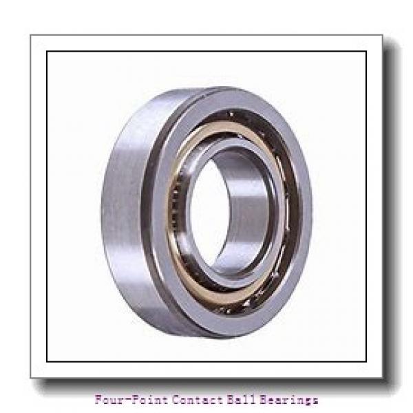 70 mm x 125 mm x 24 mm  skf QJ 214 N2MA four-point contact ball bearings #1 image