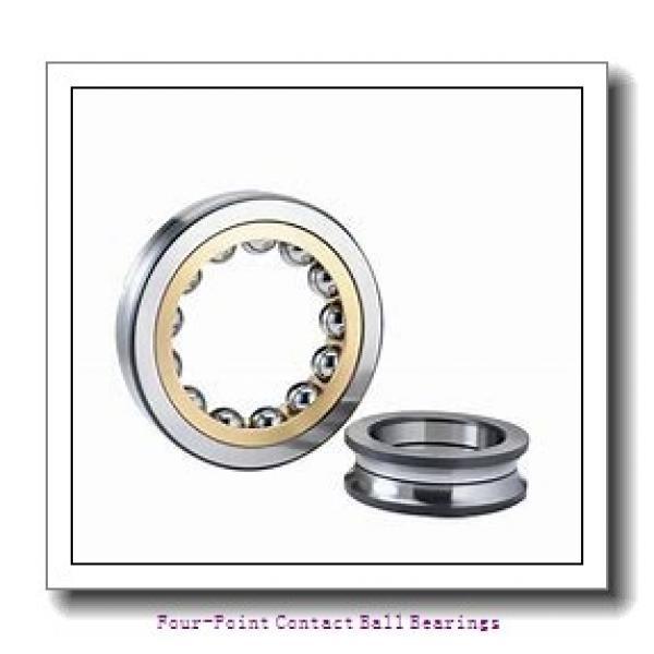 85 mm x 130 mm x 22 mm  skf QJ 1017 N2MA/C4 four-point contact ball bearings #2 image