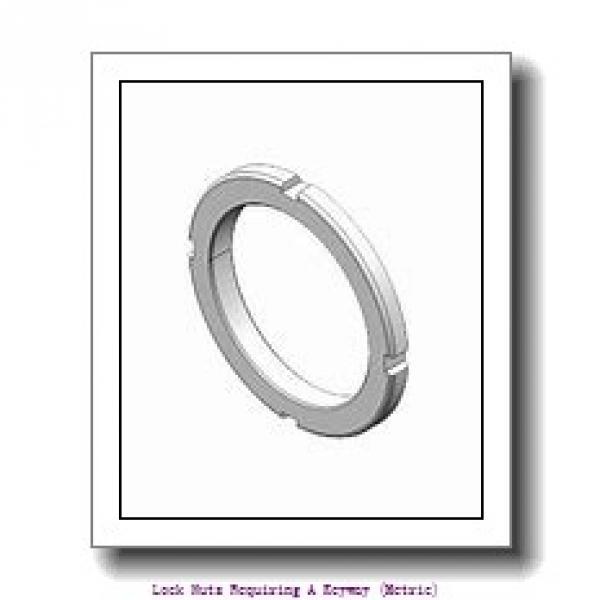 skf HM 31/670 Lock nuts requiring a keyway (metric) #2 image
