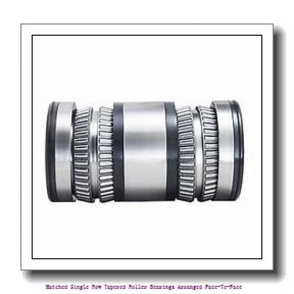 130 mm x 180 mm x 32 mm  skf 32926/DF Matched Single row tapered roller bearings arranged face-to-face #1 image