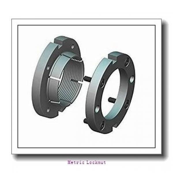 timken HM42T Metric Locknut #1 image