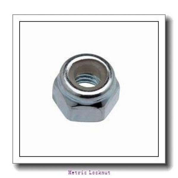 timken KM 11 Metric Locknut #1 image