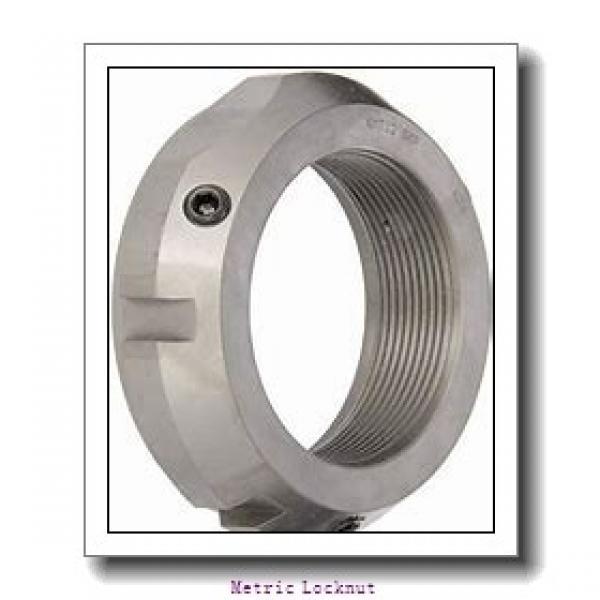 timken KML 30 Metric Locknut #1 image