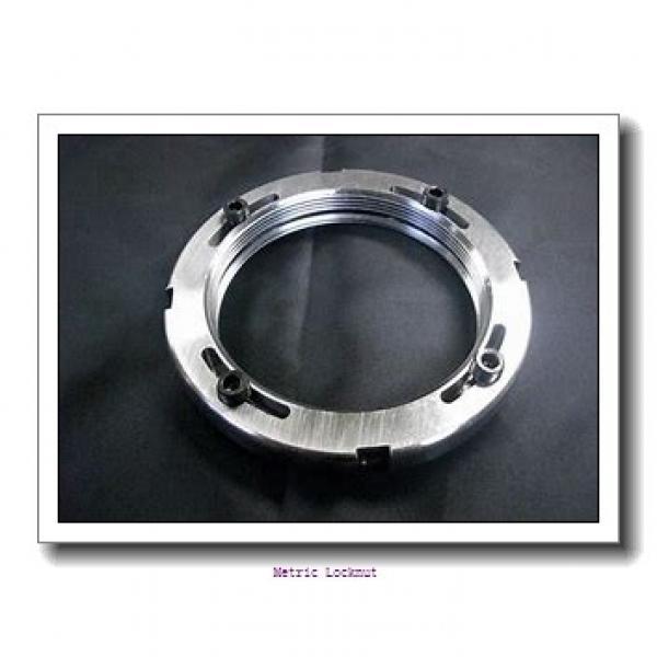 timken HM3188 Metric Locknut #1 image