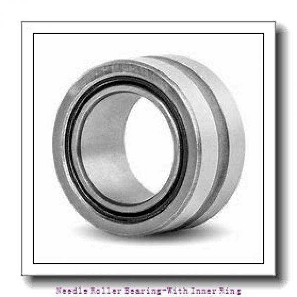 NTN NK43/30R+1R38X43X30 Needle roller bearing-with inner ring #2 image