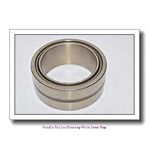 50 mm x 72 mm x 23 mm  NTN NA4910LL/3AS Needle roller bearing-with inner ring #1 image