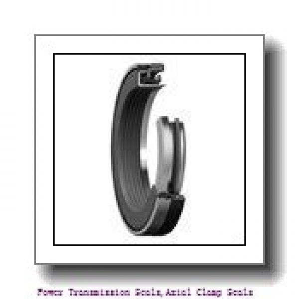 skf 527819 Power transmission seals,Axial clamp seals #2 image